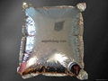 Bag in box aluminum compound aseptic plastic bagsfor strawberry juice 3