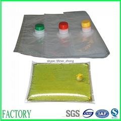 Food grade laminated materials vegetable oil packaging bag