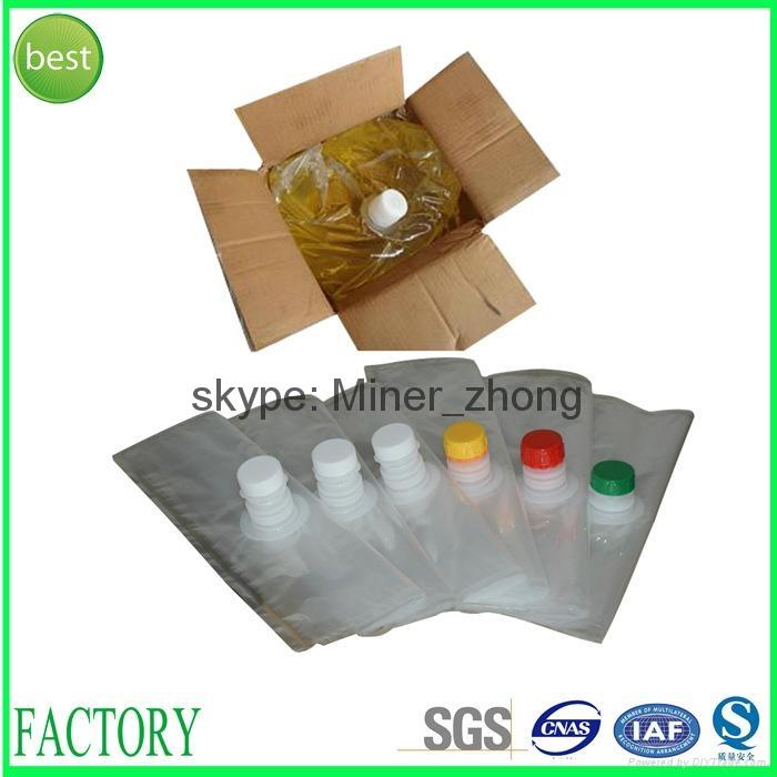 20 liter oil bag in box/20 liter plastic oil packaging bag 1