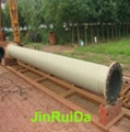 Rubber Lined Carbon Steel Pipe 2