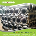 HDPE dreging pipe with Flange 2