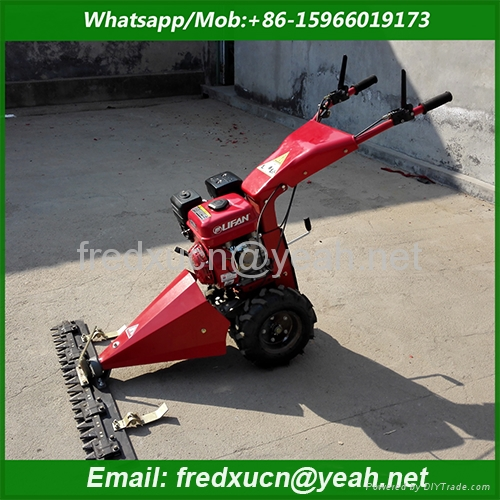 gasoline sickle mower