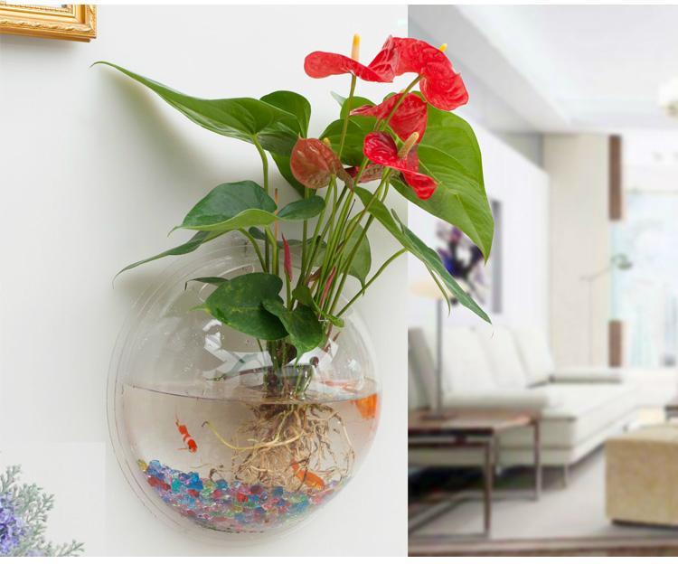 Wall Mount Acrylic Fish Tank 1