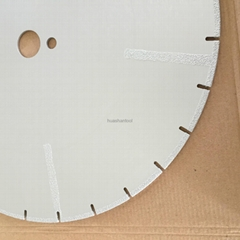 Wind turbine blade cutting-Diamond saw blade