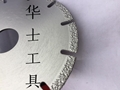 FRP-Diamond saw blade .  Sanitary fittings-Diamond saw blade