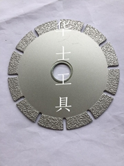 Acrylic ware-Diamond saw blade