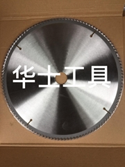 Aluminum -Tungsten carbide  blade