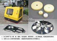 小型CNC数控铣床