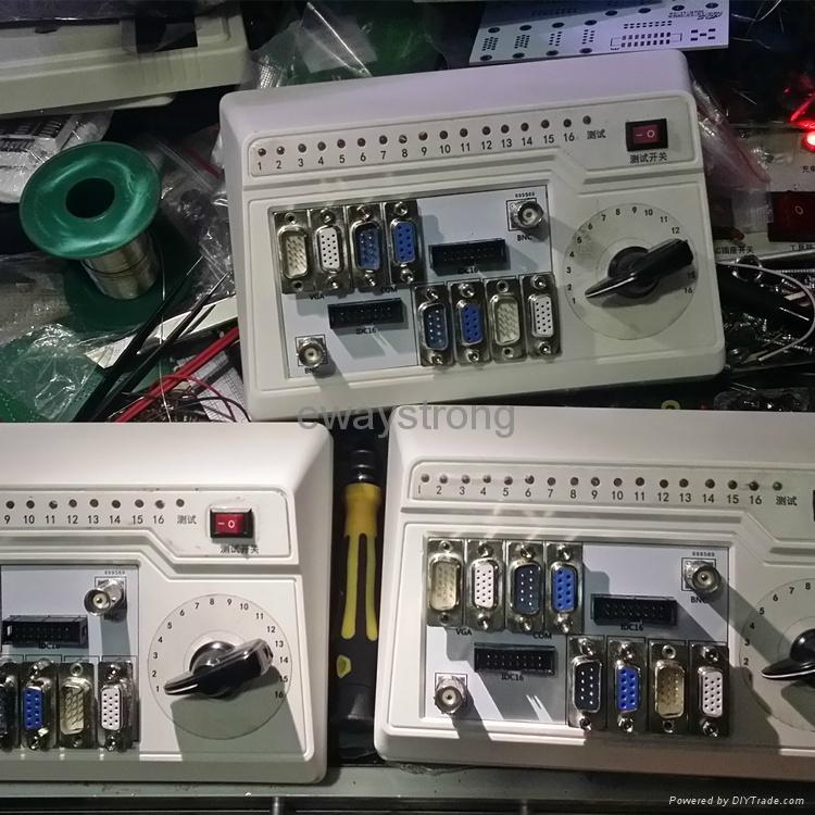 LED排線測試儀 2