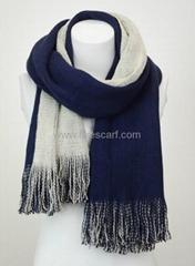 Soft Unisex Winter Knitted Pashmina Scarf Shawl Wholesale