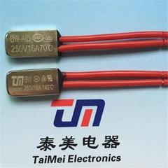 供应大电流BW9700大功率热保护器温度开关
