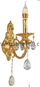 68807 series.Crystal Candle Chandelier(zinc alloy)