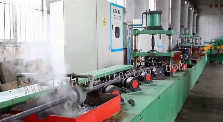 oil casing expanding machine  for Upset Forging of pipe upsetting 4