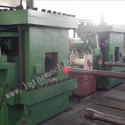 oil casing tube forging upsetter for Upset Forging of oil pipe end  1