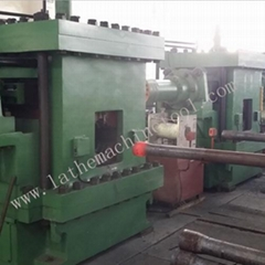 oil casing tube forging upsetter for Upset Forging of oil pipe end