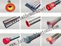 oil casing tube forging upsetter for Upset Forging of oil pipe end  5