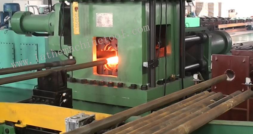 oil casing tube upsetting machine  for Upset Forging of oil pipe end  1