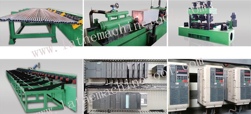oil casing tube upsetting machine  for Upset Forging of oil pipe end  4