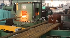 oil casing tube upsetting press  for Upset Forging of oil pipe end