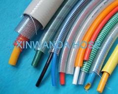 PVC纖維增強軟管