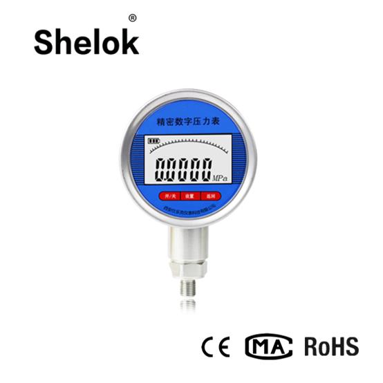 digital pressure gauge YK-100 3