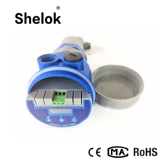 4-20mA ultrasonic liquid level meter transmitter 3