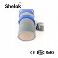4-20mA ultrasonic liquid level meter transmitter 4
