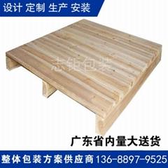 東莞木棧板批量銷售工廠質量可靠 志鉅包裝