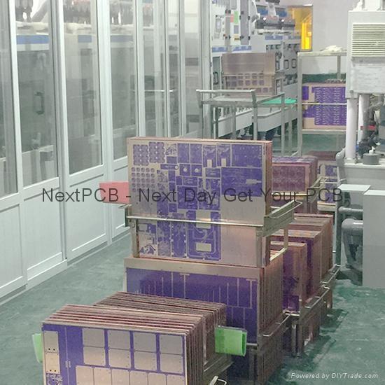 NextPCB 4 Layers 1-stage HDI Board $ 50.0 (10 pcs) 1