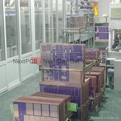 NextPCB 4 Layers 1-stage HDI Board $ 50.0 (10 pcs)