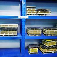 Shenzhen Fast Multilayer PCB Prototype FR4 Electronic PCB