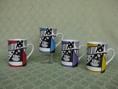 New Design And Fashion Ceramic Coffee Mug