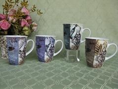 Painted Landmark Coffee Mug