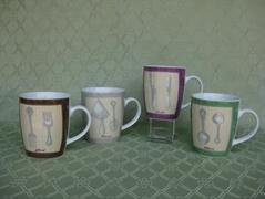 Simple Design Coffee Mugs