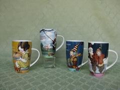 Cute Story People Coffee Mugs
