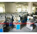 LY 4 color pad printing machinery with conveyor 3