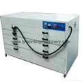 Screen plate drying oven
