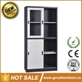 Two Glass Sliding Door Steel File Cabinet With Price 2