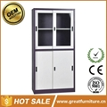 Two Glass Sliding Door Steel File Cabinet With Price 3