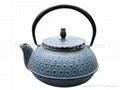 Cast Iron Tea Kettles 1