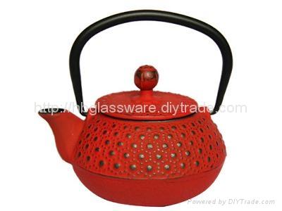 Cast Iron Tea Kettles 2