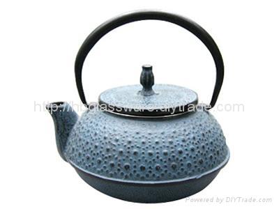Cast Iron Tea Kettles 3