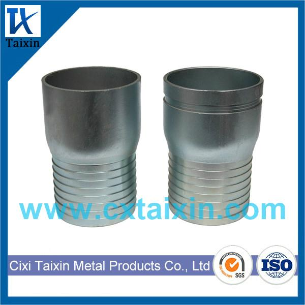 CARBON STEEL   KC Hose Nipple 2