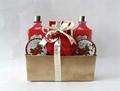 Tin bath gift set for Christmas