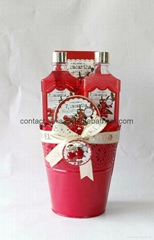 Christmas bath gift sets
