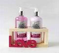 Lavender bath gift set