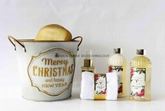 Christmas bath gift sets