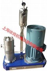 水性醇酸树脂硅烷偶联剂高速乳化机