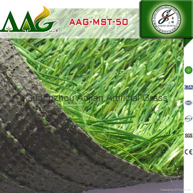 高密度人工草坪 荷兰赛尔隆进口人造草 超耐损人造草皮 5