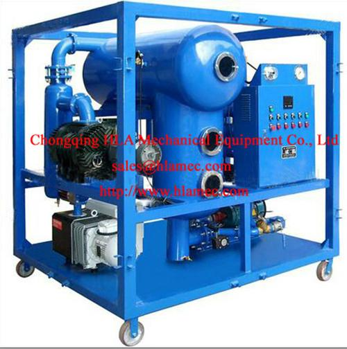 Double vacuum transformer oil purifier oil cleaner oil filtration oil purificati 3